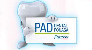 Atención PAD Dental FONASA